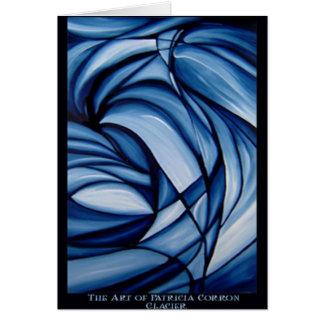 Glacier Card
