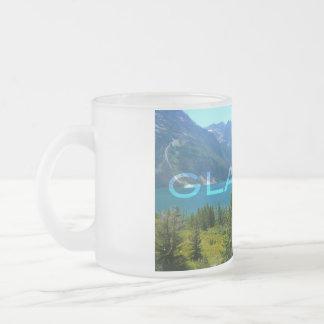 Glacier Frosted Glass Mug