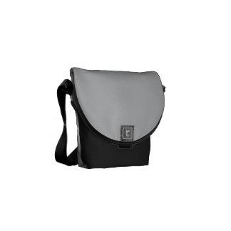 Glacier Gray Courier Bags