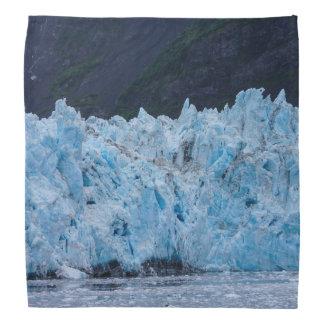 Glacier in Prince William Sound Alaska Kerchief