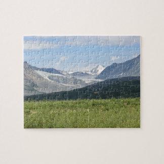 Glacier Jigsaw Puzzle