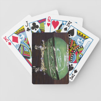 Glacier Lake Eggs Bicycle Playing Cards