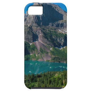 Glacier lake in a mountain, Montana Case For The iPhone 5