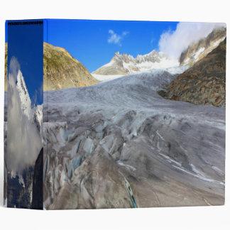 Glacier Mountain Binder