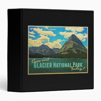 Glacier National Park Binders