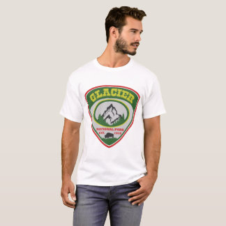 GLACIER NATIONAL PARK EST.1910 T-Shirt