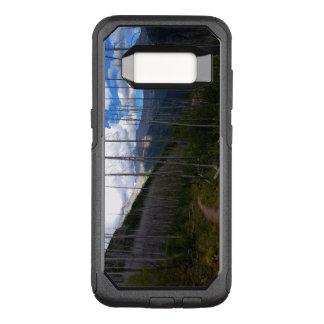 Glacier National Park Highline Trail Burnout OtterBox Commuter Samsung Galaxy S8 Case
