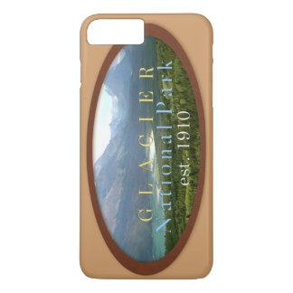 Glacier National Park iphone case