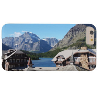 Glacier National Park Many Glacier Barely There iPhone 6 Plus Case