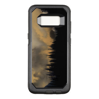 Glacier National Park Menacing Sky and Trees OtterBox Commuter Samsung Galaxy S8 Case