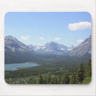 Glacier National Park, Montana Mouse Pad
