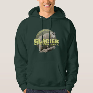 Glacier National Park (Mountain Goat) WT Hoodie
