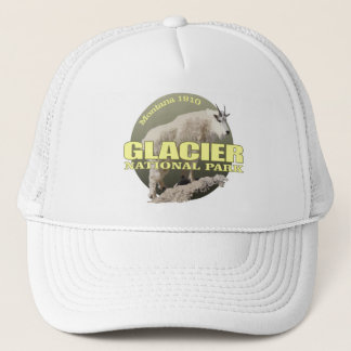 Glacier National Park (Mountain Goat) WT Trucker Hat