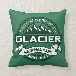 Glacier National Park Pillow