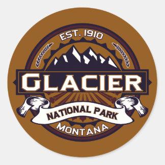 Glacier National Park Stickers