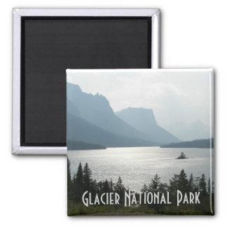 Glacier National Park Travel Photo Magnet