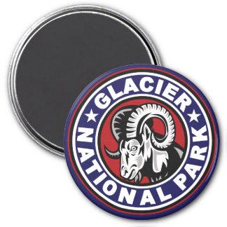 Glacier Natl Park Magnet