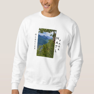 Glacier NP in ND Sweatshirt