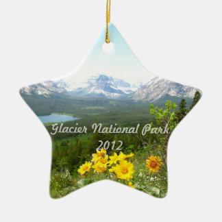Glacier Park ornament
