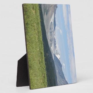 Glacier Plaque