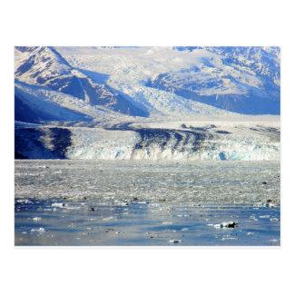 Glacier Postcard