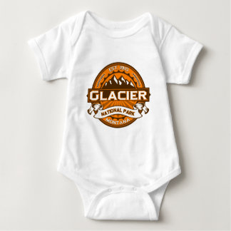 Glacier Pumpkin Baby Bodysuit