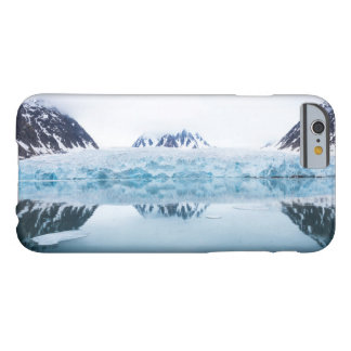 Glacier reflections, Norway Barely There iPhone 6 Case