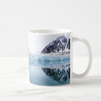 Glacier reflections, Norway Coffee Mug