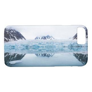 Glacier reflections, Norway iPhone 8/7 Case