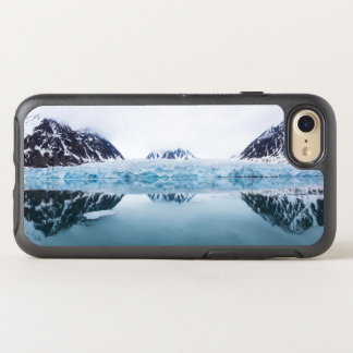 Glacier reflections, Norway OtterBox Symmetry iPhone 8/7 Case