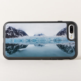 Glacier reflections, Norway OtterBox Symmetry iPhone 8 Plus/7 Plus Case