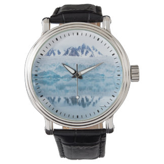 Glacier reflections, Norway Watches