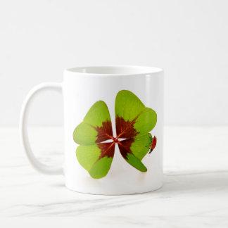 Glad Christmas and a good new year! Coffee Mug