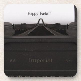 Glad Easter/Happy Easter Coaster