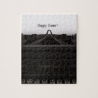 Glad Easter/Happy Easter Jigsaw Puzzle