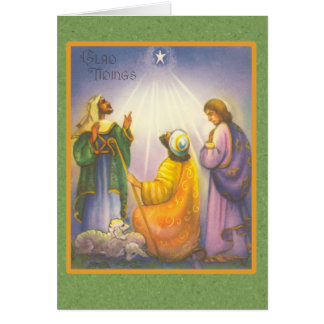 Glad Tidings Card