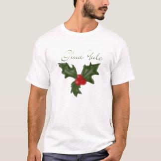 Glad Yule Centered T-Shirt