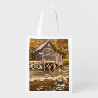Glade Creek Grist Mill, Babcock State Park, 2 Market Totes
