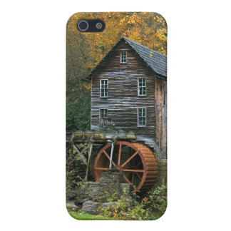 Glade Creek Grist Mill Cover For iPhone 5/5S