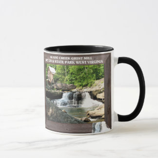 GLADE CREEK GRIST MILL, MUG
