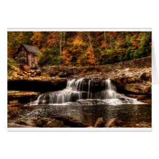 glade creek mill card