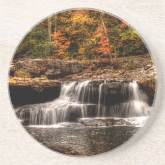 glade creek mill drink coasters