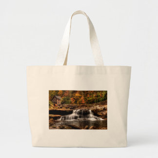 glade creek mill large tote bag