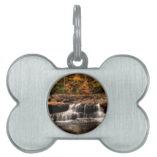 glade creek mill pet name tag