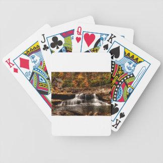 glade creek mill poker deck