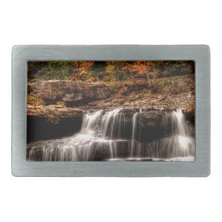 glade creek mill rectangular belt buckle