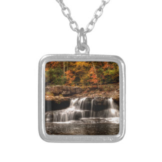 glade creek mill silver plated necklace