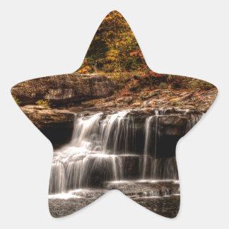 glade creek mill star sticker