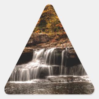 glade creek mill triangle sticker