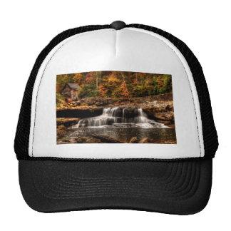 glade creek mill trucker hat